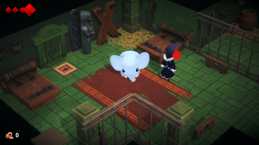 Screenshot 8 - Yono and the Celestial Elephants