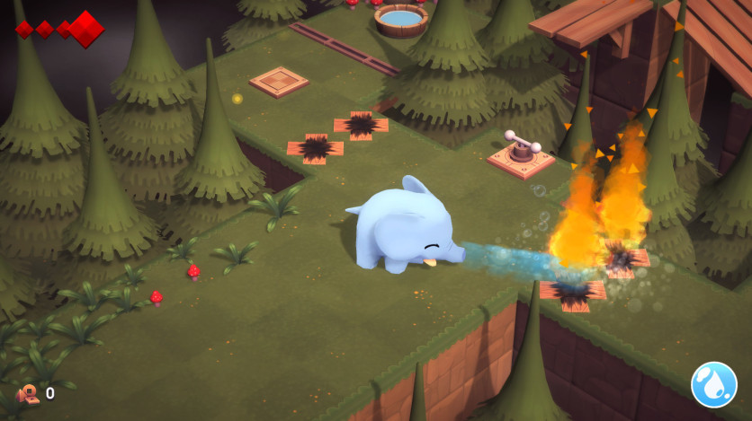 Screenshot 4 - Yono and the Celestial Elephants