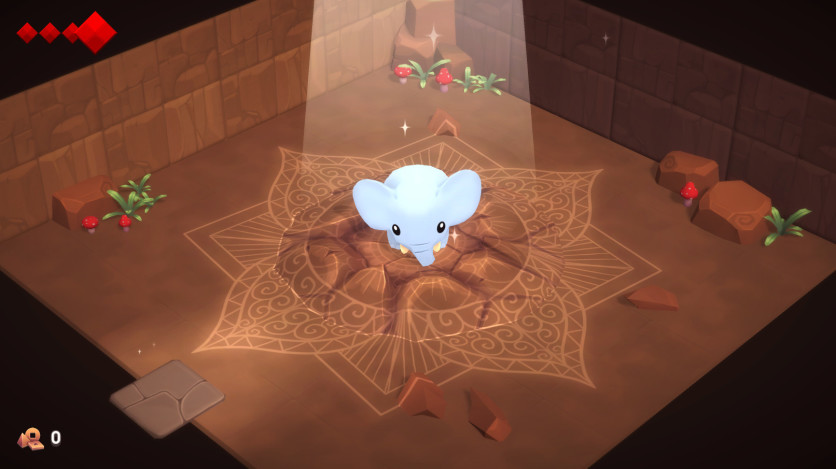 Screenshot 5 - Yono and the Celestial Elephants