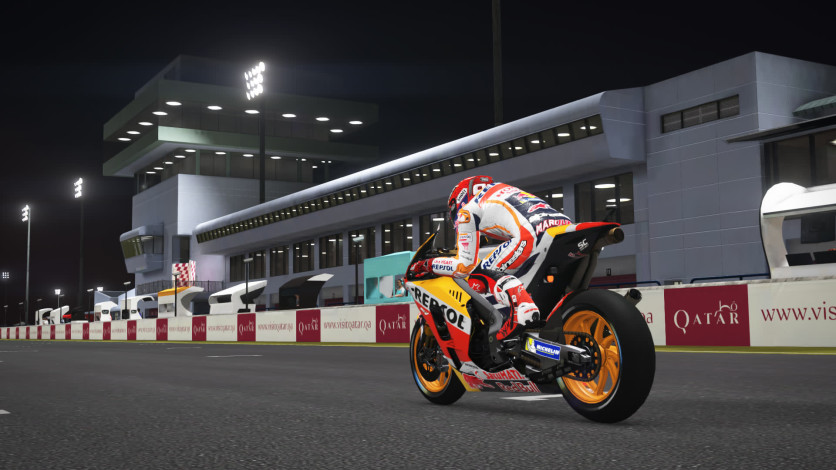Screenshot 4 - MotoGP 17