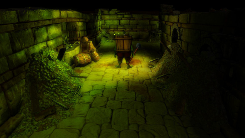 Screenshot 4 - Dungeons Gold