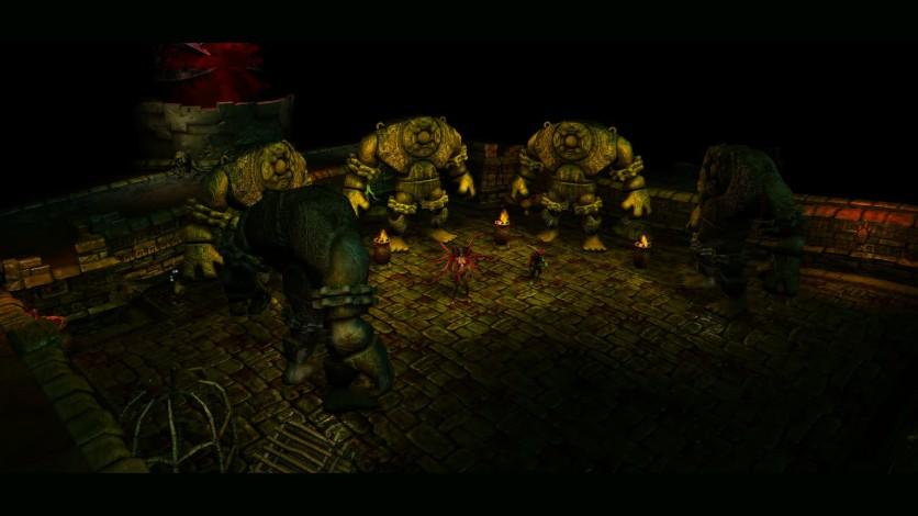 Screenshot 9 - Dungeons Gold