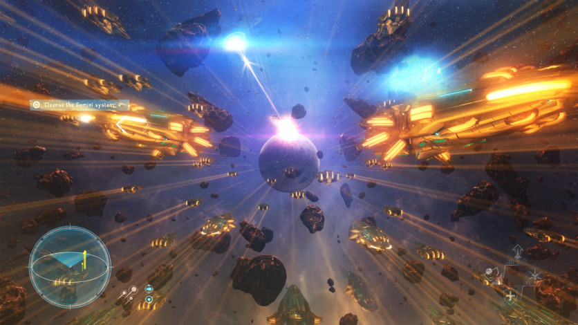 Screenshot 4 - Starpoint Gemini Warlords Cycle of Warfare