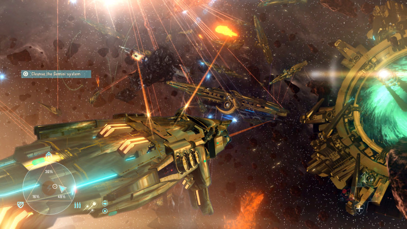 Screenshot 3 - Starpoint Gemini Warlords Cycle of Warfare