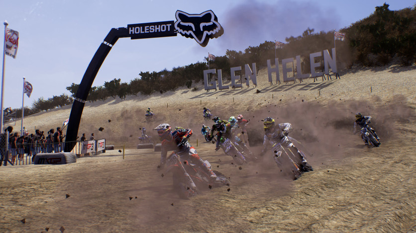 Screenshot 3 - MXGP3 - The Official Motocross Videogame