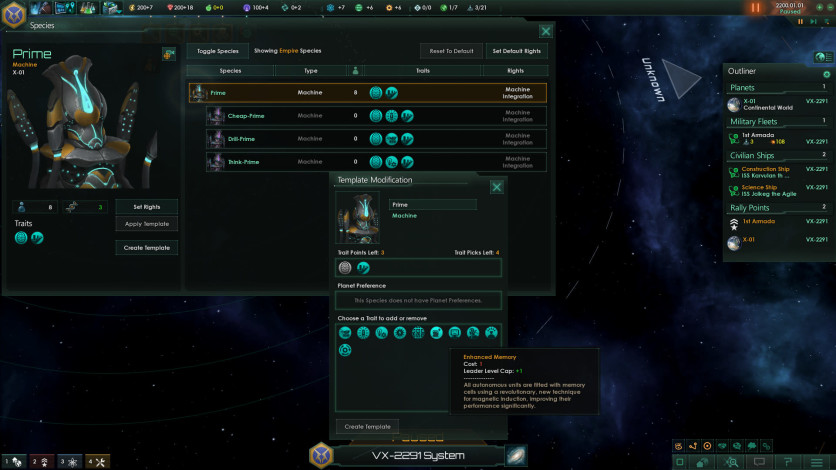 Screenshot 5 - Stellaris: Synthetic Dawn Story Pack