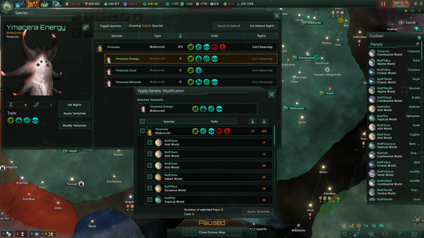 Screenshot 3 - Stellaris: Synthetic Dawn Story Pack