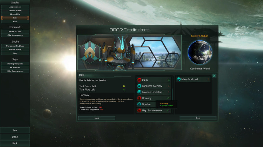 Screenshot 7 - Stellaris: Synthetic Dawn Story Pack