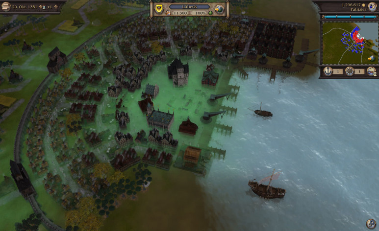 Screenshot 5 - Patrician IV Gold