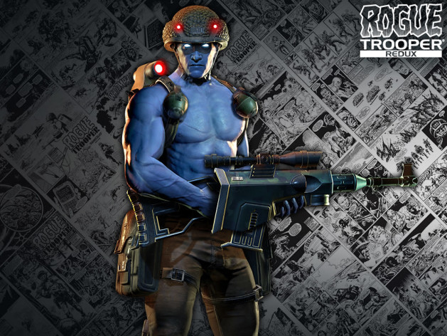Screenshot 2 - Rogue Trooper Redux - Collector's Edition Upgrade