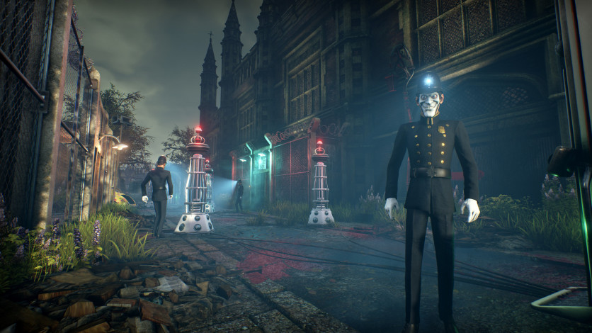 Screenshot 13 - We Happy Few