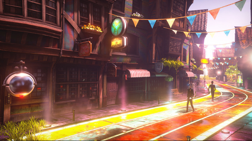 Screenshot 6 - We Happy Few