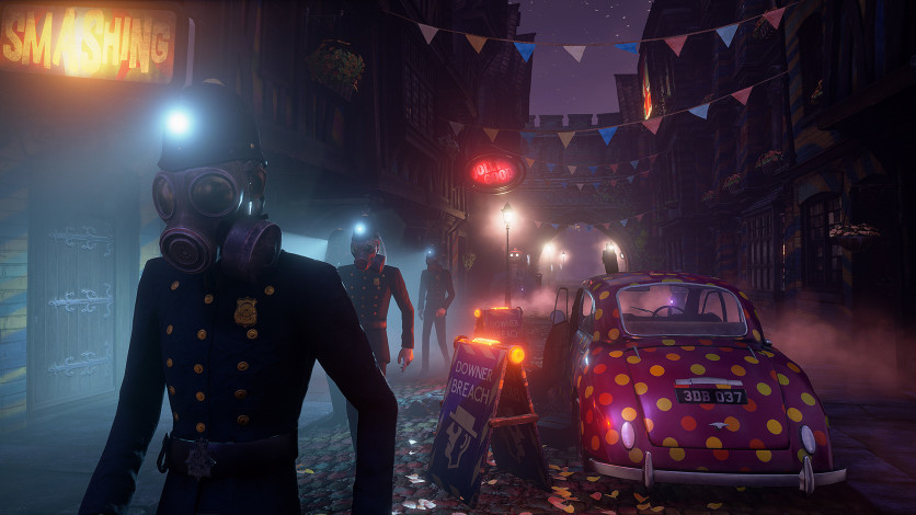 Screenshot 5 - We Happy Few