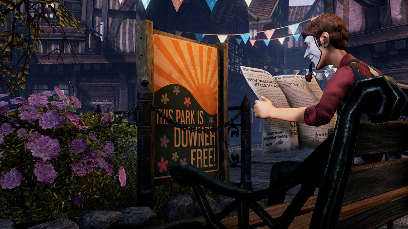 Screenshot 11 - We Happy Few