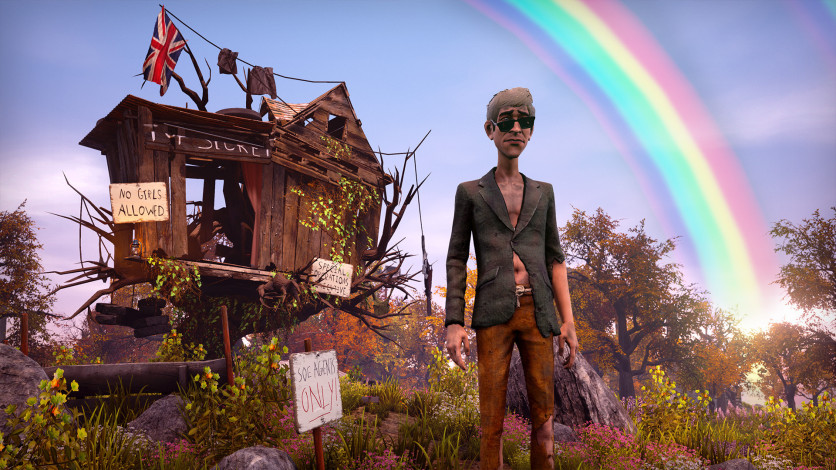 Screenshot 12 - We Happy Few