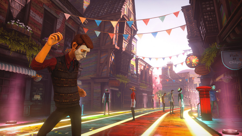 Screenshot 9 - We Happy Few