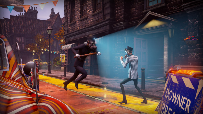 Screenshot 7 - We Happy Few