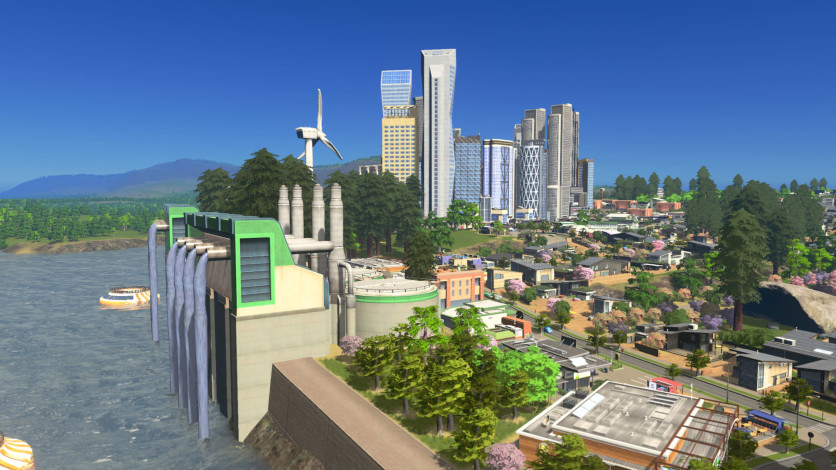 Screenshot 2 - Cities: Skylines - Green Cities