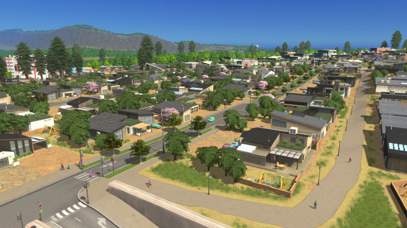 Screenshot 3 - Cities: Skylines - Green Cities