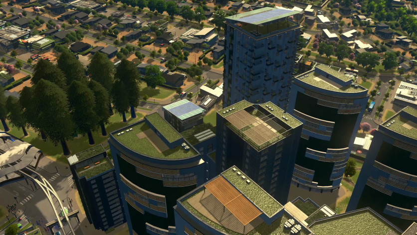 Screenshot 5 - Cities: Skylines - Green Cities