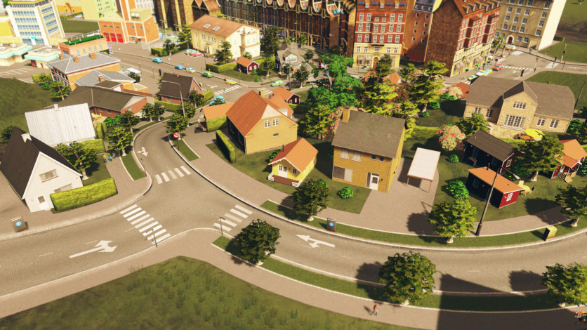 Screenshot 3 - Cities: Skylines - Content Creator Pack: European Suburbia