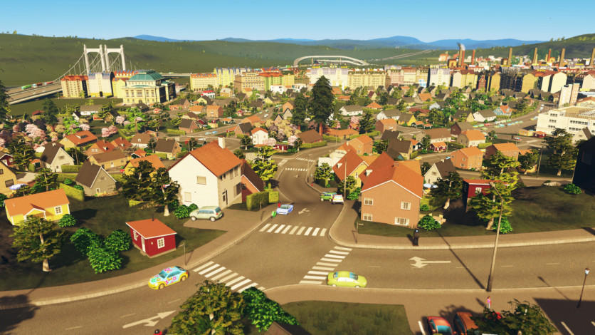 Screenshot 2 - Cities: Skylines - Content Creator Pack: European Suburbia