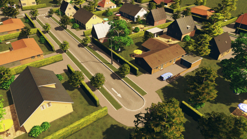 Screenshot 5 - Cities: Skylines - Content Creator Pack: European Suburbia