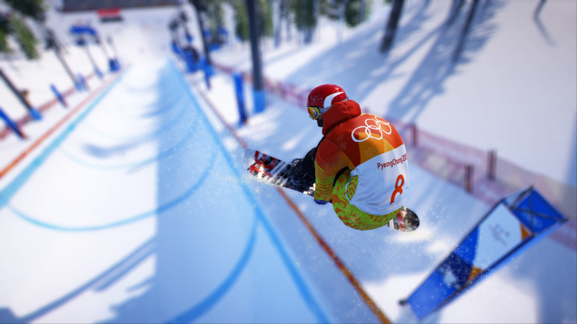 Screenshot 3 - Steep - Road to the Olympics