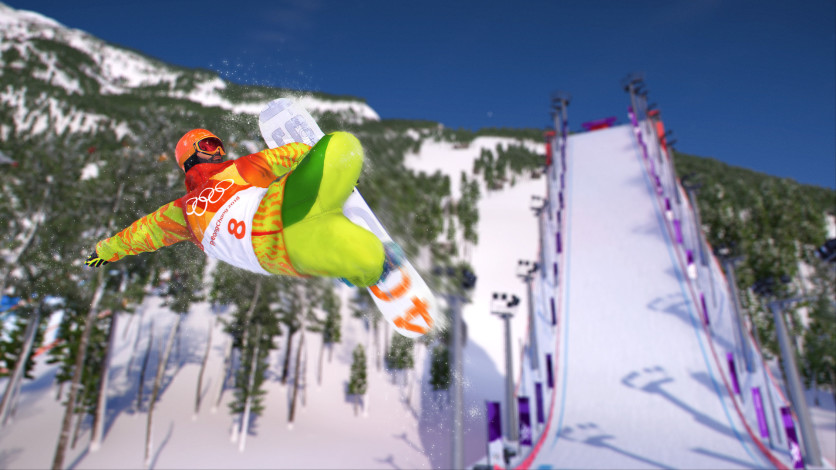 Screenshot 8 - Steep - Road to the Olympics