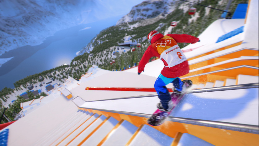 Screenshot 7 - Steep - Road to the Olympics