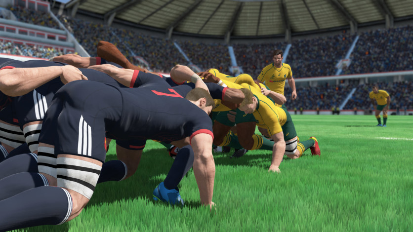 Screenshot 6 - Rugby 18