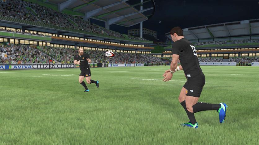 Screenshot 5 - Rugby 18