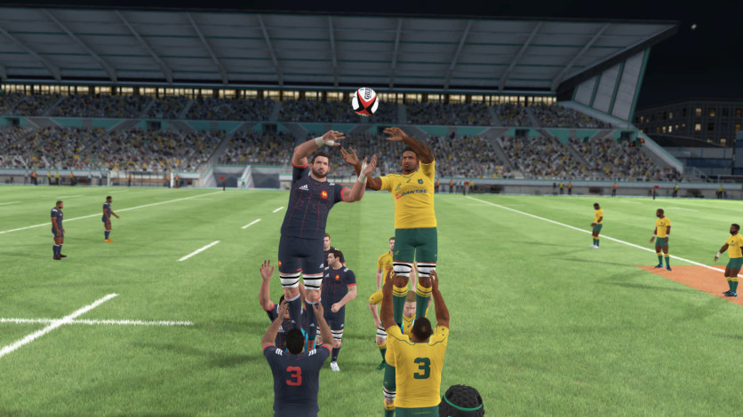 Screenshot 4 - Rugby 18