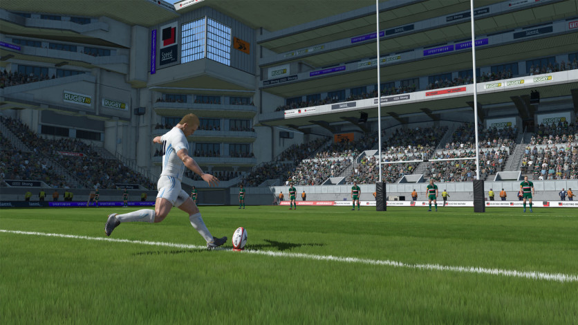 Screenshot 7 - Rugby 18