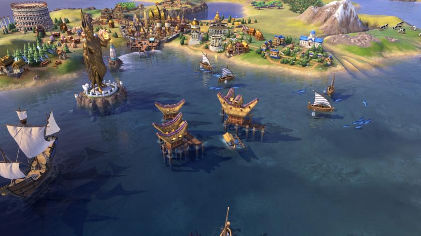 Screenshot 6 - Sid Meier's Civilization VI - Khmer and Indonesia Civilization & Scenario Pack