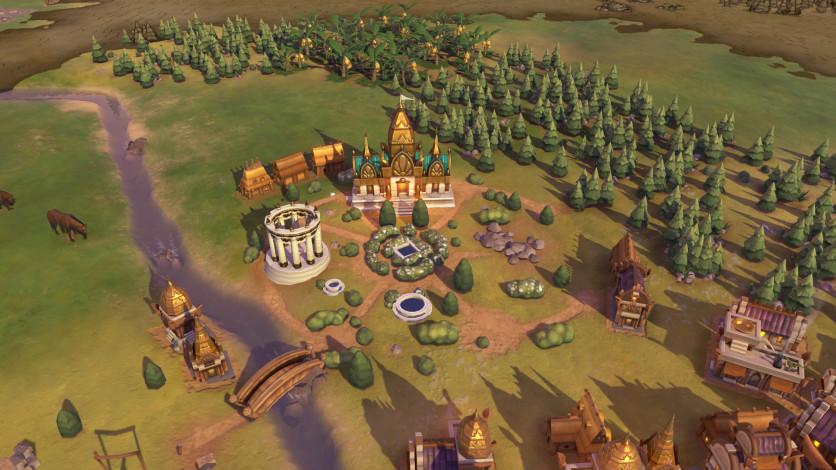 Screenshot 4 - Sid Meier's Civilization VI - Khmer and Indonesia Civilization & Scenario Pack