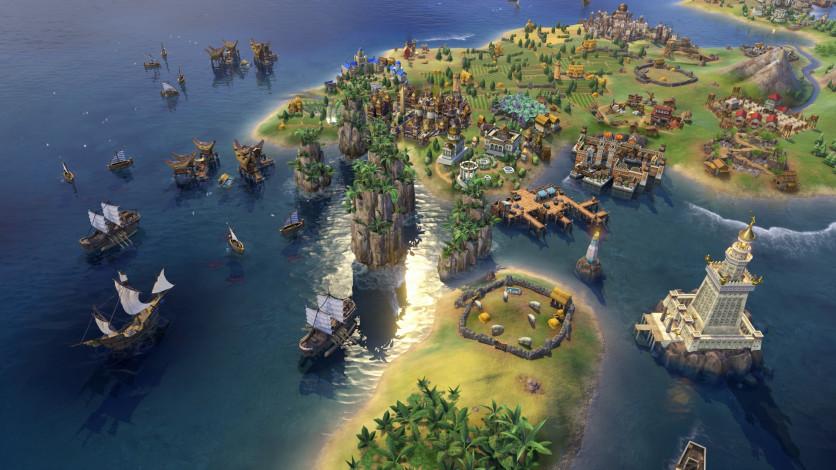 Screenshot 7 - Sid Meier's Civilization VI - Khmer and Indonesia Civilization & Scenario Pack