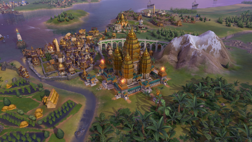 Screenshot 2 - Sid Meier's Civilization VI - Khmer and Indonesia Civilization & Scenario Pack