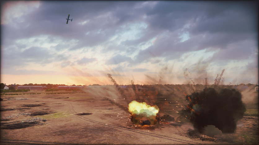 Screenshot 3 - Steel Division: Normandy 44 - Second Wave
