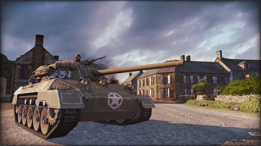 Screenshot 4 - Steel Division: Normandy 44 - Second Wave