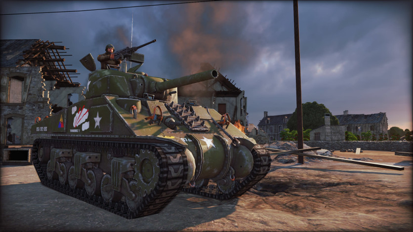Screenshot 7 - Steel Division: Normandy 44 - Second Wave