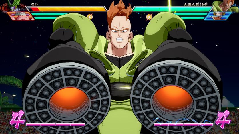 Screenshot 15 - DRAGON BALL FighterZ