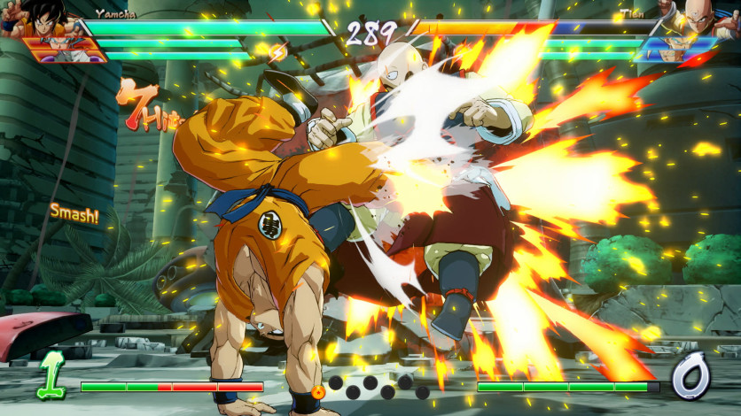 Screenshot 12 - DRAGON BALL FighterZ