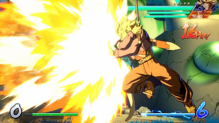 Screenshot 7 - DRAGON BALL FighterZ