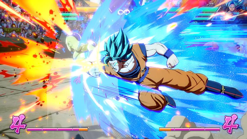Screenshot 4 - DRAGON BALL FighterZ