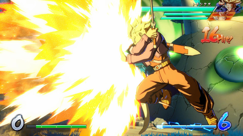 Screenshot 8 - DRAGON BALL FighterZ - Ultimate Edition