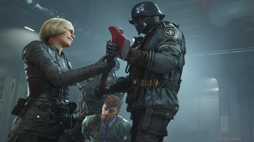 Screenshot 3 - Wolfenstein II: The New Colossus - Digital Deluxe Edition