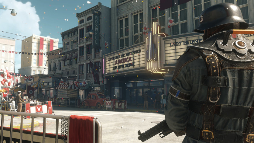 Screenshot 5 - Wolfenstein II: The New Colossus - Digital Deluxe Edition