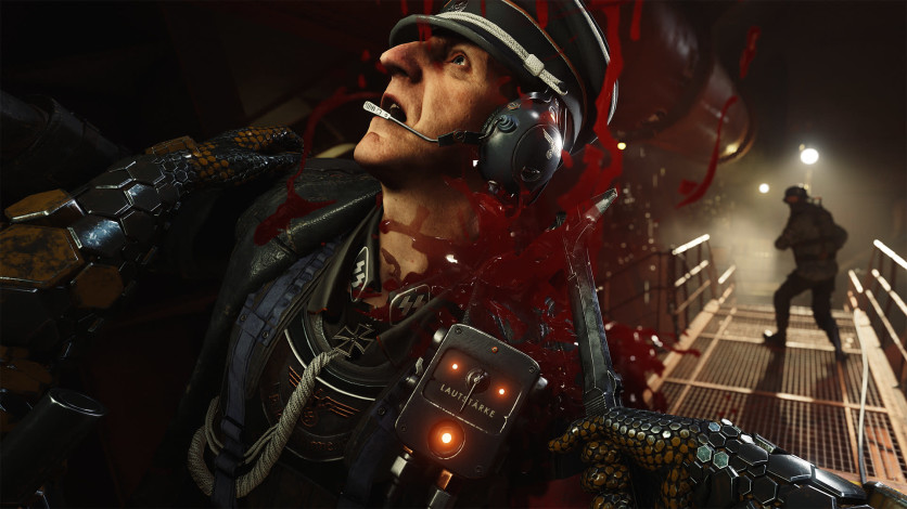 Screenshot 4 - Wolfenstein II: The New Colossus - Digital Deluxe Edition