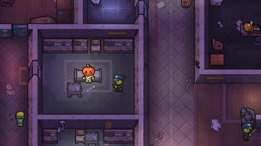 Screenshot 8 - The Escapists 2 - Wicked Ward